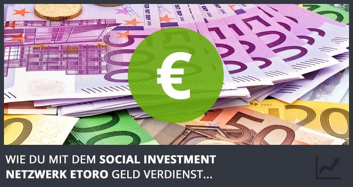 Geld verdienen mit Etoro